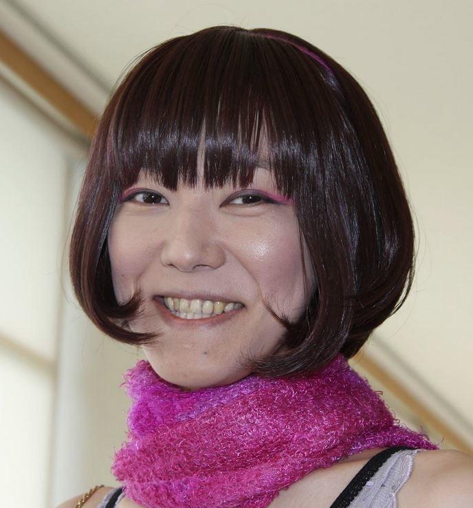 World Champion Akiko Yazawa