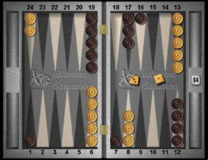 Backgammon Position