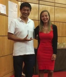 Michy wins the 9th Portuguese Open