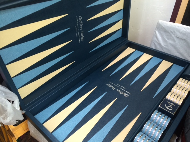 The World's finest backgammon boards!